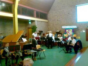 foto in de Kerk
